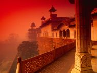 Desktop wallpapers natural backgrounds agra fort - Taj mahal screensaver free download ...