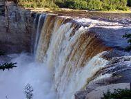 Alexandra Falls, Northwest Territory, Canada