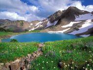 Alpine Tranquility, Olympic National Park, Washington