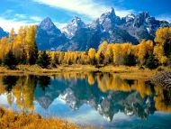 Autumn Grandeur, Grand Teton National Park, Wyoming