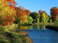 Autumn Reflections, Vermont