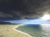 Desktop Wallpapers » Natural Backgrounds » Beach and ...