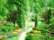 Beautiful natural gardens -  Garden Design With Desktop Wallpapers Natural Backgrounds Beautiful Garden Www