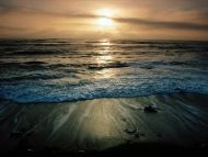 Pacific Ocean Big Sur California Beach 4k Hd Desktop: Desktop Wallpapers » Natural Backgrounds » Big Sur Sunset