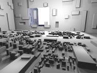 Desktop Wallpapers 3d Backgrounds Block Room Www
