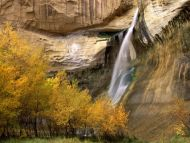 Calf Creek Falls, Grand Staircase Escalante National Monument, Utah
