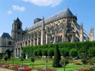 Cathedral of St Etienne, Bourges, France