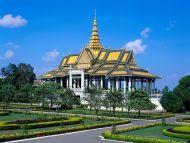 Chan Chaya Pavilion, Cambodia