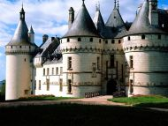 Chateau Chaumont, France