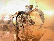 Desktop Wallpapers 3d Backgrounds Clockwork Orange