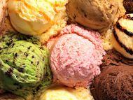 Colourful Ice Creams