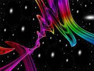 Colourful Smoke