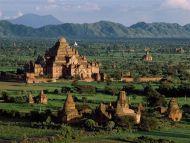 Countryside Pagoda, Bagan, Myanmar