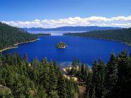 Desktop Wallpapers Natural Backgrounds Emerald Bay Lake