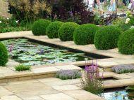Desktop Wallpapers Natural Backgrounds English Water Garden