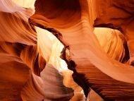 Formations, Slot Canyon, Arizona