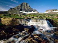 Desktop wallpapers natural backgrounds glacier - Glacier national park wallpaper ...
