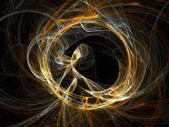 Desktop Wallpapers 3D Backgrounds Gold White Smoke Www