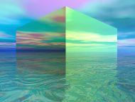 Green Square Wallpaper Desktop Wallpapers ...