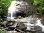 Greenland Creek Falls, Nantahala National Forest, North Carolina