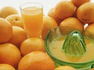 Hand Made Orange Juice