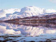 Highlands, Ben Nevis Range, Scotland