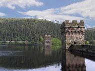 Howden Reservoir Dam Debyshire