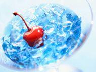 Ice with Cherry