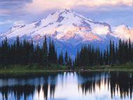 Image Lake Glacier, Peak Wilderness, Washington