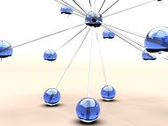 Interlinked Balls