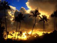 Kapaa Sunrise, Kauai, Hawaii