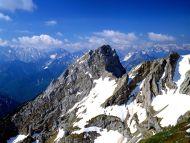 Karwendel Range, Mittenwald, Bavaria, Germany