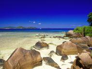 La Digue Isle, Seychelles