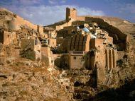 Mar Saba Monastery, Judean Desert, Israel