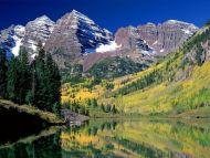Desktop wallpapers natural backgrounds maroon bells - Colorado desktop background ...