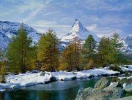 Matterhorn, Valais, Switzerland a