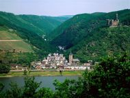 Maus Castle on the Rhein River, Germany