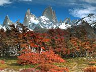 Mount Fitzroy, Los Glaciares National Park, Argentina