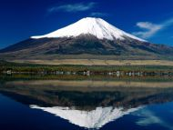 Desktop Wallpapers Natural Backgrounds Mount Fuji Japan