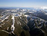 Mount Kosciusko, Snowy Mountains, Australia