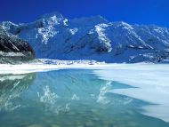 Mount Sefton, Southern Alps, New Zealand