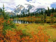 Mount Shuksan, North Cascades, Washington