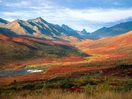 Mount Tombstone, Olgilvie Mountains, Yukon, Canada