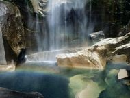 Natural Phenomenon, Vernal Falls, Yosemite, California