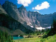 Near Iceberg Lake, Glacier National Park, Montana