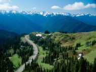 Olympic Range, Olympic National Park, Washington