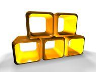 Orange Boxes