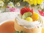 Desktop Wallpapers Other Backgrounds Orange Fruit Cake