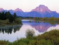 Oxbow, Grand Teton National Park, Wyoming