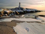 Peggys Cove, St Margarets Bay, Nova Scotia